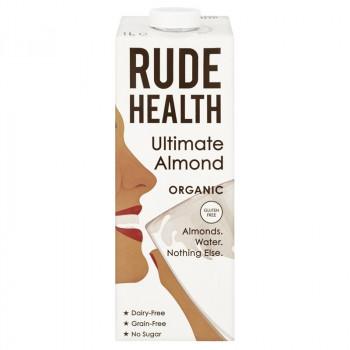 Organic almond drink, 1 l...