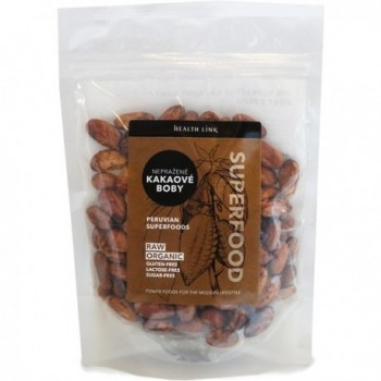 Raw Cacao Beans, 250 g...