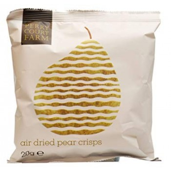 Air dried pear crisps, 20g...