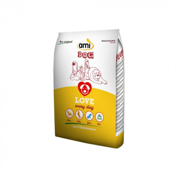 Dry dog food, 3 kg Ami