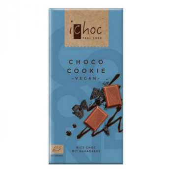 Rice milk chocolate with...
