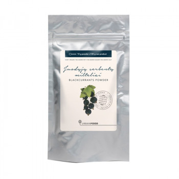 Blackcurrants powder, 100 g...
