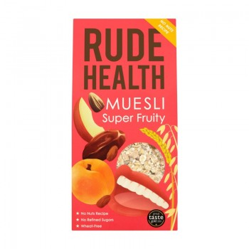Super Fruity Muesli 500 g,...