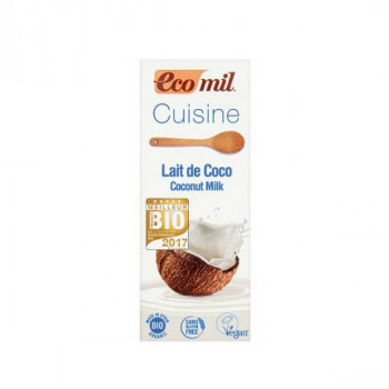 Coconut cream, 200 ml Ecomil