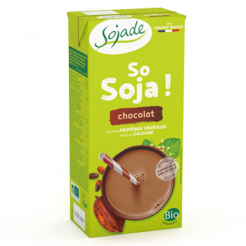 Organic chocolate soya...