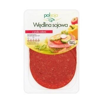Sliced salami, 100 g Polsoja