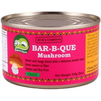 Barbeque-seened, 200 g...