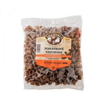Buckwheat pasta (shells),...