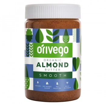 Organic Smooth Almond...