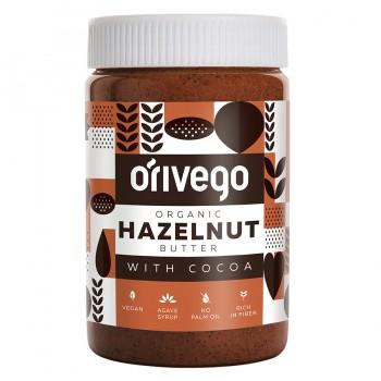 Organic Hazelnut Butter...