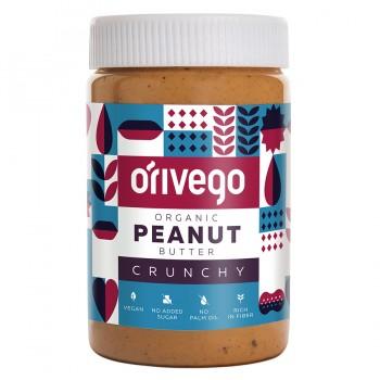 Organic Crunchy Peanut...