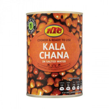 Kala Chana Can, 400g kTc