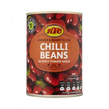 Chilli Beans, 400g kTc