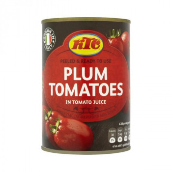 Italian Plum Peeled Tomato,...