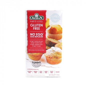 Egg replacer, 200g Orgran