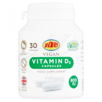 Augalinis vitaminas D3, 30...