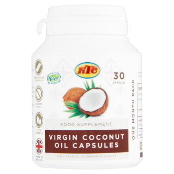 Virgin Coconut Oil...
