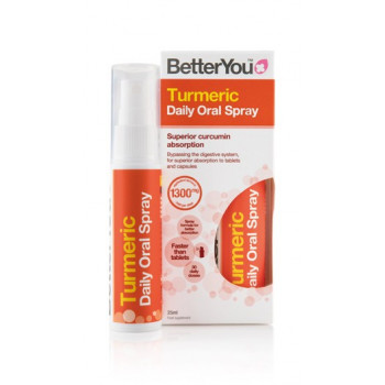 Turmeric Oral Spray, 25 ml...