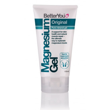 Magnio gelis, 150 ml BetterYou