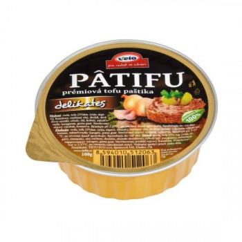 Patifu delikatesas, 100 g Veto