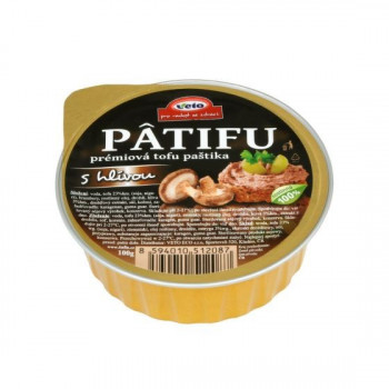 Patifu spread with...