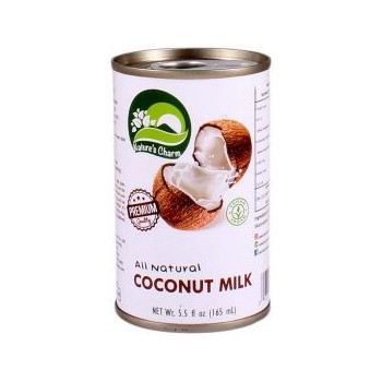 All natural coconut milk,...