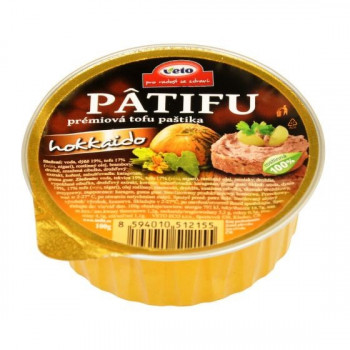 Patifu spread with pumpkin,...