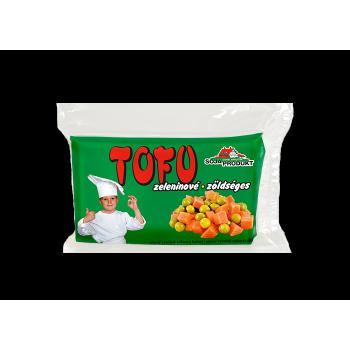Tofu su daržovėmis, 200g...