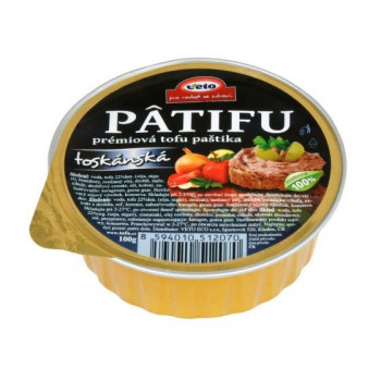 Tuscan Patifu spread, 100 g...
