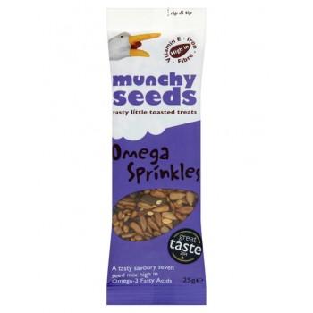 Omega Sprinkles 25g, Munchy...
