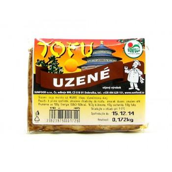 Rūkytas tofu, 170±30g Sunfood