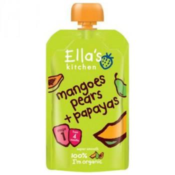 Ekologiška tyrelė iš mangų,...