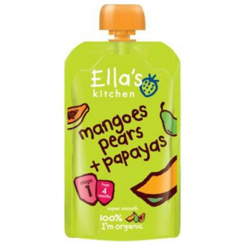 Organiski biezināti mango,...