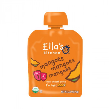 Organisks mango bieze, 70 g...
