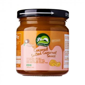 Kokosų karamelė su druska,...