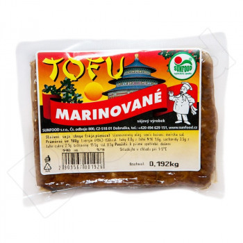Marinuotas tofu, 170-240 g...