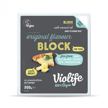 Pizza cheese, 200 g Violife