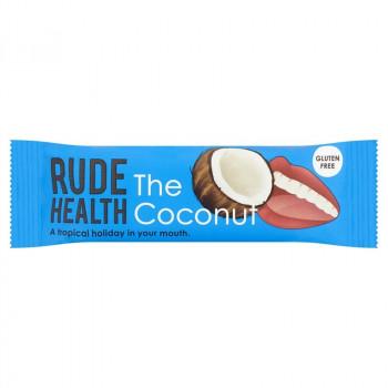 Kokosrieksts, 35 g Rude Health