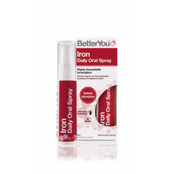 Iron oral spray, 25 ml...