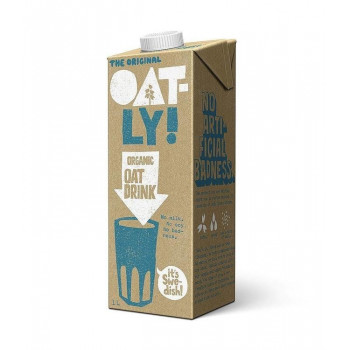 Organic oat drink OATLY 1L