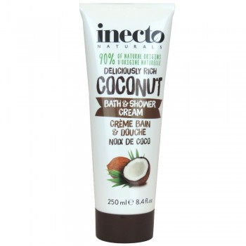 Dušo prausiklis su kokosų...